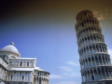 The Leaning Tower of Pisa, Italy Photographic Print by Chris Rogers