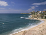 Between Cabo San Lucas and San Jose Del Cabo Photographic Print by Francie Manning