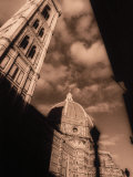 Duomo, Florence, Italy Photographic Print by Walter Bibikow