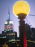Empire State Building, New York Photographic Print by Silvestre Machado
