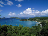 Caneel Bay, Virgin Islands National Park, St. John Photographic Print by Jim Schwabel