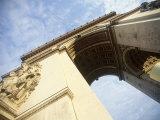 Champs - Elysees, Paris, France Photographic Print by Silvestre Machado