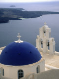 Church, Mykonos, Greece Photographic Print by Ken Glaser