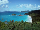 Bay, St. John, US Virgin Islands Photographic Print by Barry Winiker