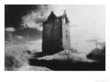 Danganbrack Tower, County Clare, Ireland Giclee Print by Simon Marsden