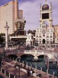 The Venetian Casino, Las Vegas, NV Photographic Print by Bruce Clarke