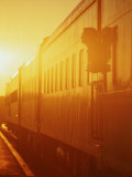 American Orient Express Train, BC, Canada Photographic Print by Jeff Greenberg