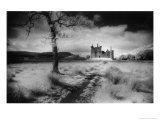 Kilchurn Castle, Loch Awe, Argyll, Scotland Giclee Print by Simon Marsden