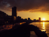 Malecon, Havana, Cuba Photographic Print by Angelo Cavalli