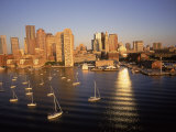 Skyline, Boston, MA Photographic Print by Kindra Clineff