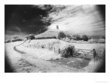 Glastonbury Tor, Somerset, England Giclee Print by Simon Marsden
