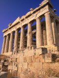Parthenon, Athens, Greece Photographic Print by Walter Bibikow