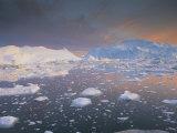 Greenland, Disko Bay Photographic Print by Peter Adams