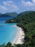 Trunk Bay, Virgin Islands Nat Park, St John Photographie par Jim Schwabel