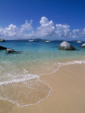 Les Baths, Virgin Gorda, Iles Vierges britanniques Photographie par Jim Schwabel