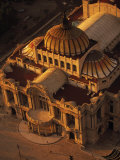 Palacio De Bellas Artes, Mexico City, Mexico Photographic Print by Walter Bibikow
