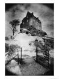 Duntroon Castle, Argyllshire, Scotland Giclee Print by Simon Marsden