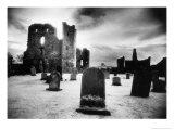 Lindisfarne Priory, Holy Island, Northumberland, England Giclee Print by Simon Marsden