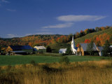 Country Village, East Corinth, VT Photographic Print by Gail Dohrmann
