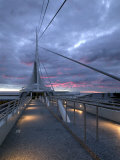 Milwaukee Art Museum, New Wing, Wisconsin Photographic Print by Walter Bibikow
