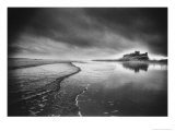 Bamburgh Castle, Northumberland, England Giclee Print by Simon Marsden