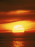 Sunset, Cape Cod, MA Photographic Print by John Greim