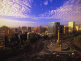 Monumento a La Independencia, Mexico City Photographic Print by Walter Bibikow