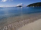 Maho Bay, Virgin Islands National Park, St. John Photographic Print by Jim Schwabel