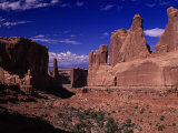 Arches National Park, Utah Photographic Print by D. Robert Franz