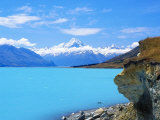 Eastside of Mount Cook, New Zealand Photographic Print by Bruce Clarke