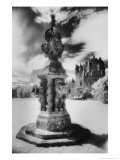 Glamis Castle, Angus, Scotland Giclee Print by Simon Marsden