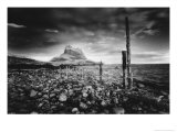 Lindisfarne Castle, Northumberland, England Giclee Print by Simon Marsden