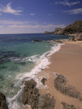 Los Cabos Beach, Cabo San Lucas, Mexico Photographic Print by Walter Bibikow