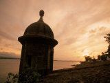 Fort San Cristobal, Old San Juan, Puerto Rico Photographic Print by Timothy O'Keefe