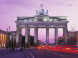 Brandenburg Gate, Berlin Photographic Print by Elfi Kluck