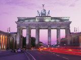 Puerta de Brandemburgo, Berlín Lámina fotográfica por Elfi Kluck