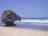 Lion Rock, Atlantic Ocean, Barbados Photographic Print by Barry Winiker