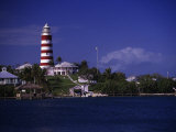 Abaco Hope Town, Bahamas Islands Photographic Print by Angelo Cavalli