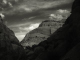 Chimney Rock Canyon, Capitol Reef National Park, Utah Photographic Print by David Wasserman