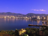 Acapulco Bay, Acapulco, Mexico Photographic Print by Walter Bibikow