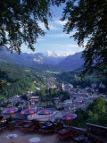 Berchtesgaden, Bavaria, Germany Photographic Print by Walter Bibikow