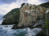 Riomaggiore, Cinque Terre, Italy Photographic Print by Doug Page