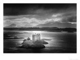 Castle Stalker, Argyllshire, Scotland Giclee Print by Simon Marsden