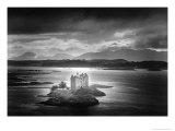 Castle Stalker, Argyllshire, Scotland Giclee Print by Simon Marsden