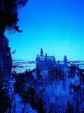 Neuschwanstein Castle, Bavaria, Germany Photographic Print by Walter Bibikow