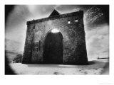 Hermitage Castle, Roxburghshire, Scotland Giclee Print by Simon Marsden