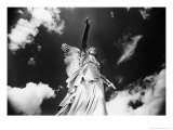 Angel, Powerscourt, County Wicklow, Ireland Giclee Print by Simon Marsden