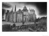 Crawford Priory, Fife, Scotland Giclee Print by Simon Marsden