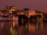 City Palace at Sunset, Udaipur, India Photographic Print by Dan Gair