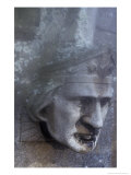 Head, Church of St Helen, West Keal, Lincolnshire, England Giclee Print by Simon Marsden